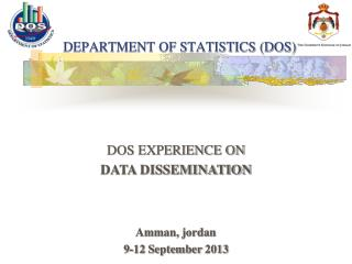 DEPARTMENT OF STATISTICS (DOS)