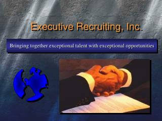Executive Recruiting, Inc.