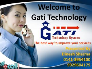 Welcome to Gati Technology