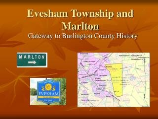 Evesham Township and Marlton