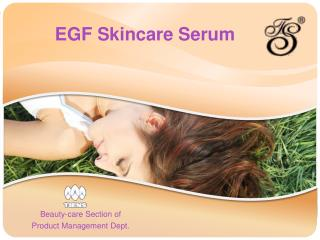 EGF Skincare Serum