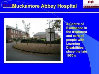 Muckamore Abbey Hospital