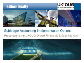 Subledger Accounting Implementation Options