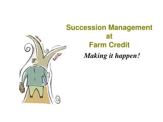 Succession Management at  Farm Credit