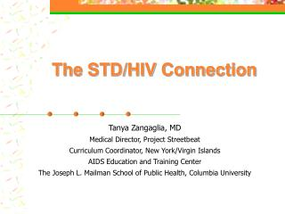 The STD/HIV Connection