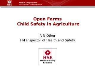 Open Farms  Child Safety in Agriculture