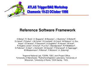 Reference Software Framework