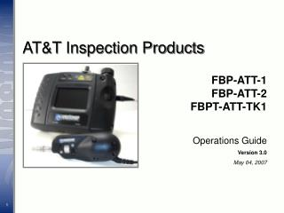 AT&T Inspection Products