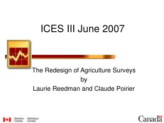ICES III June 2007
