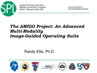 The AMIGO Project: An Advanced Multi-Modality Image-Guided Operating Suite