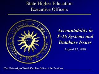 State Higher Education Executive Officers