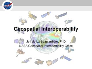 Geospatial Interoperability