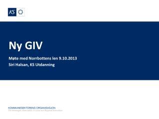 Ny GIV