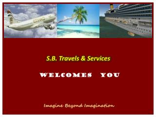 S.B. Travels & Services