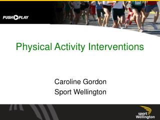 Physical Activity Interventions