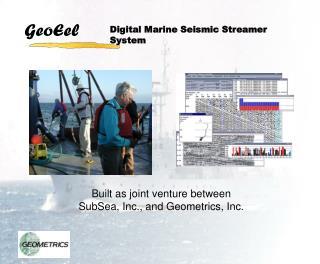 Digital Marine Seismic Streamer System