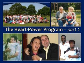 The Heart-Power  Program  – part 2