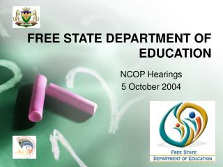 FREE STATE DEPARTMENT OF EDUCATION
