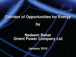 Some Perspectives on the Prospects for Nuclear Energy in the Developing World and Asia