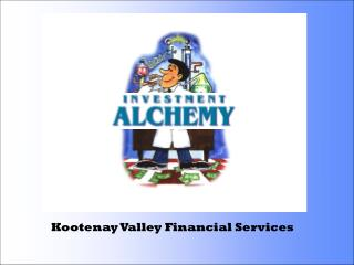 Kootenay Valley Financial Services