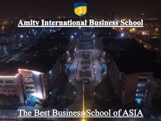 Amity International Business School