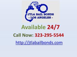 JTLA Bail Bonds at a glance