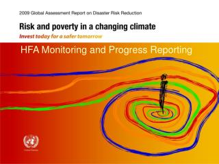 HFA Monitoring and Progress Reporting