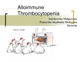 Alloimmune Thrombocytopenia