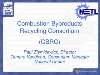 Combustion Byproducts Recycling Consortium (CBRC)