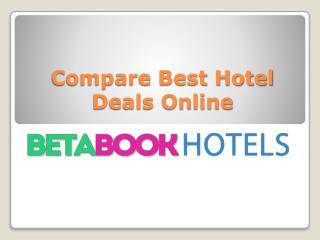 Vote To Compare Hotel Prices
