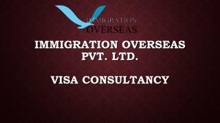 Immigration overseas India-Excelling in migration services