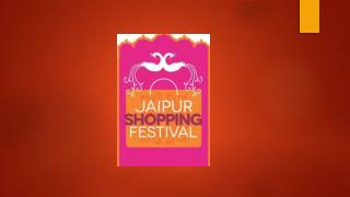 Jaipur Shopping Festival 2014
