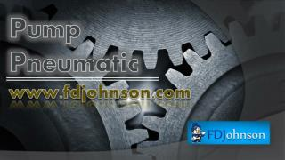 Pump Pneumatic