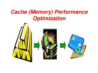 Cache (Memory) Performance Optimization