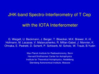 JHK-band Spectro-Interferometry of T Cep   with the IOTA Interferometer