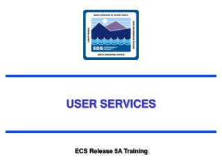 USER SERVICES