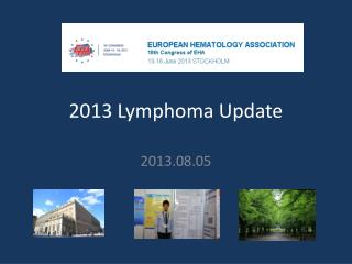 2013 Lymphoma Update