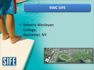Roberts Wesleyan College, 	 Rochester, NY