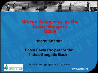 Water Resources in the Indus-Gangetic Basin