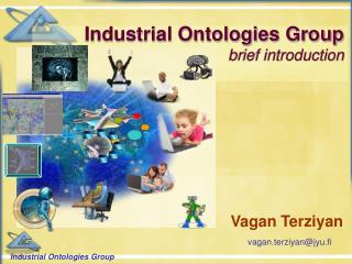 Industrial Ontologies Group brief introduction