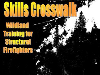 Skills Crosswalk