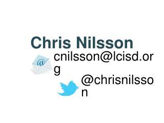 Chris Nilsson