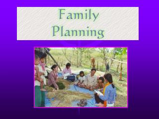 Birth Control & Family Planning