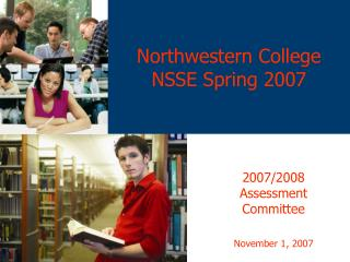 Northwestern College NSSE Spring 2007