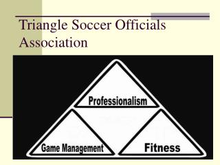 Triangle Soccer Officials Association