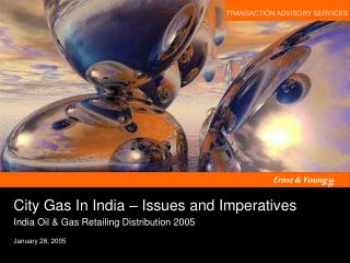 India Oil & Gas Retailing Distribution 2005