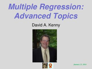 Multiple Regression: Advanced Topics