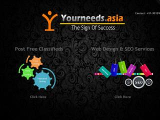 cheap Web Designing,development,seo package-Yourneeds.asia