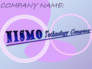 NISMO Technology Company