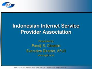 Indonesian Internet Service Provider Association